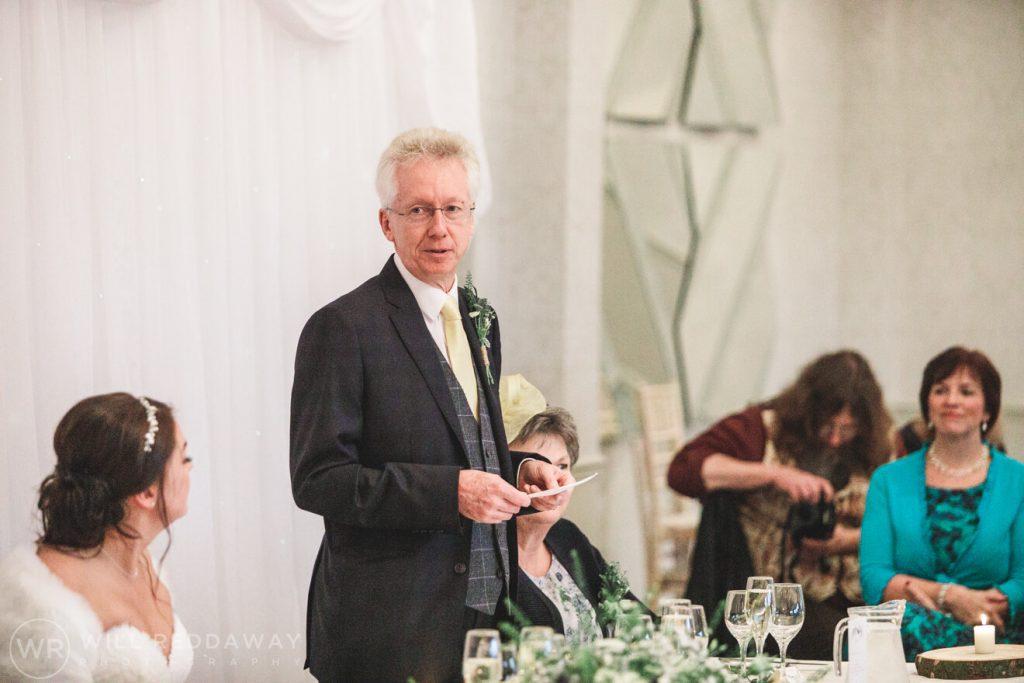 Coed-Y-Mwstwr Hotel   Cardiff Wedding Photographer   Speeches