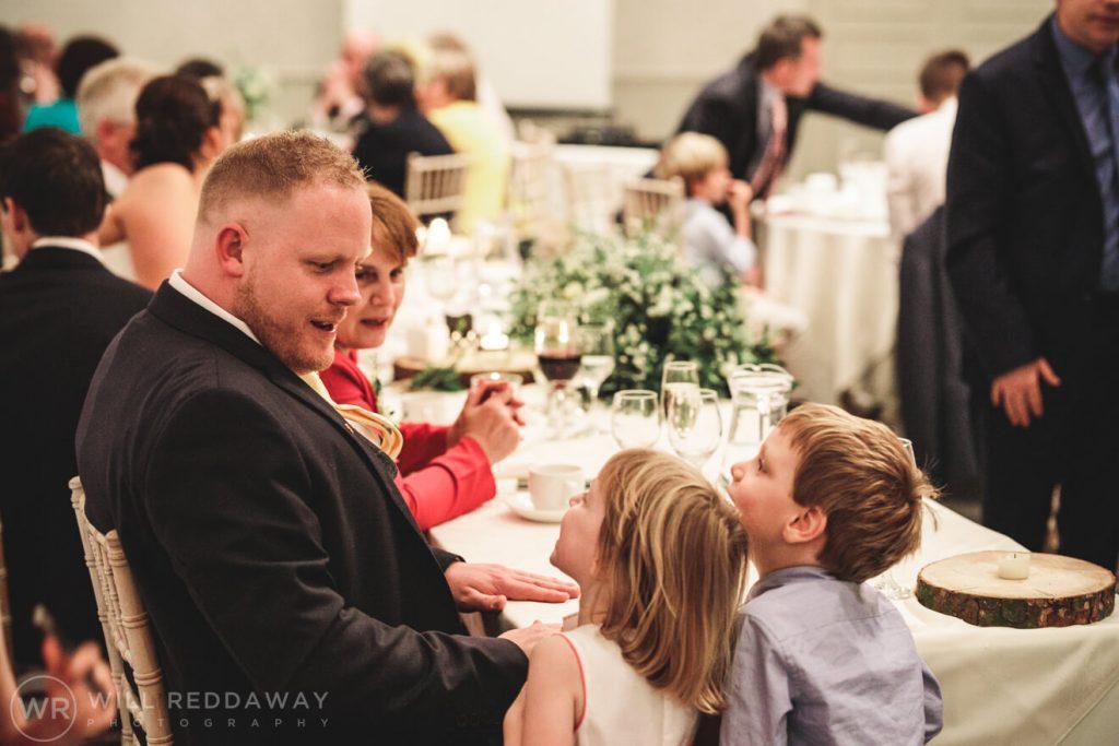 Coed-Y-Mwstwr Hotel   Cardiff Wedding Photographer   Guests