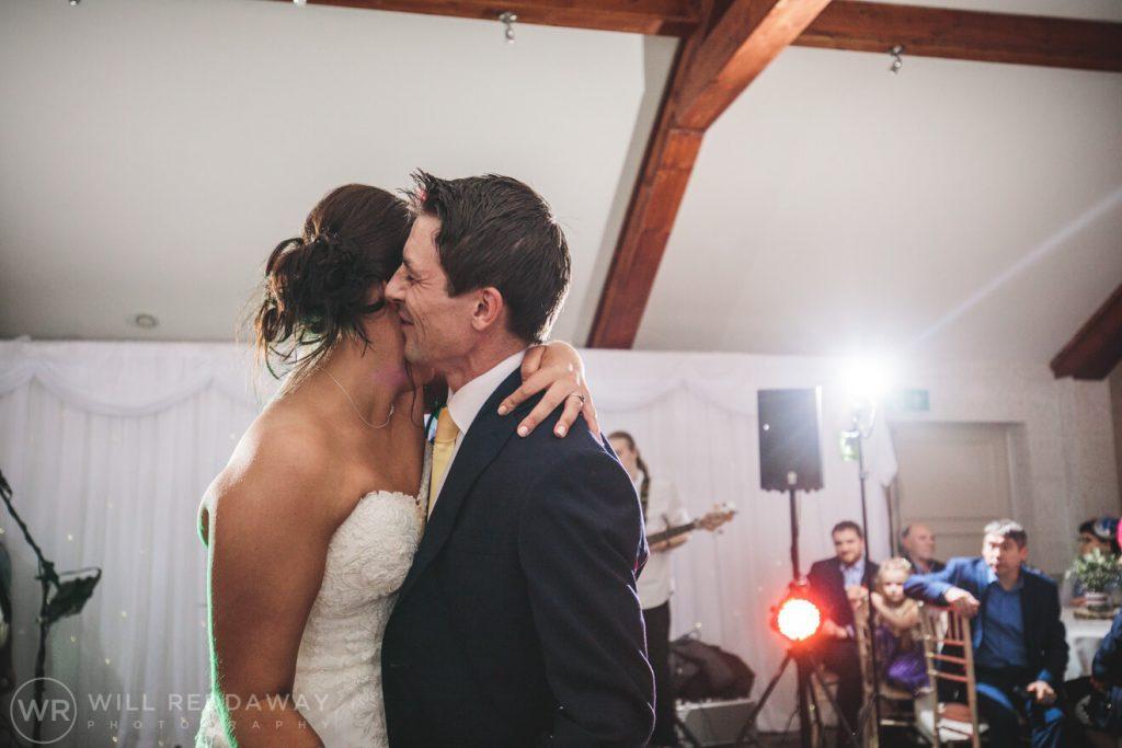 Coed-Y-Mwstwr Hotel   Cardiff Wedding Photographer   First Dance