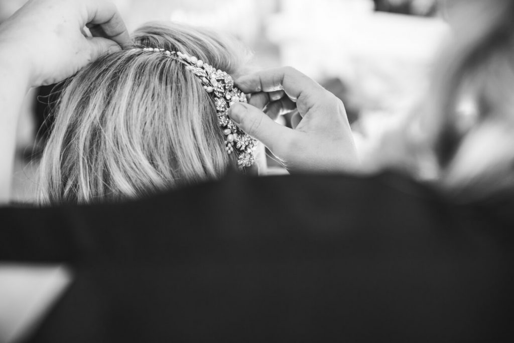 St Audries Park Wedding | Somerset Wedding Photographer | Bridal Preparations