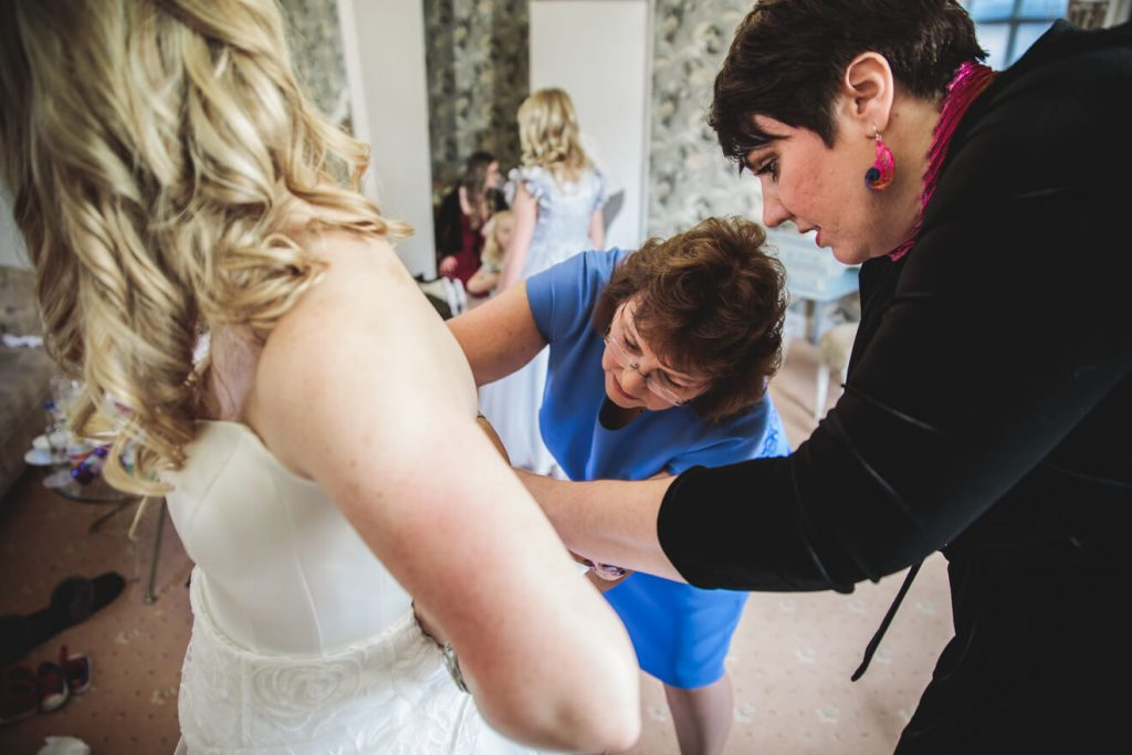 St Audries Park Wedding | Somerset Wedding Photographer | Preparations