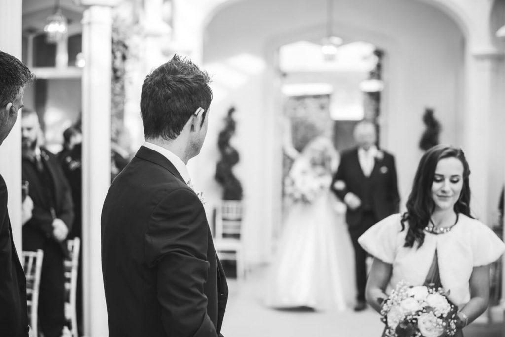 St Audries Park Wedding | Somerset Wedding Photographer | Ceremony
