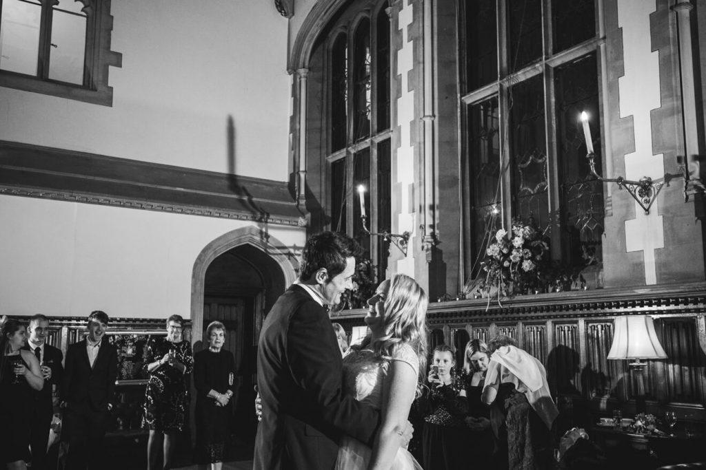 St Audries Park Wedding | Somerset Wedding Photographer | Reception
