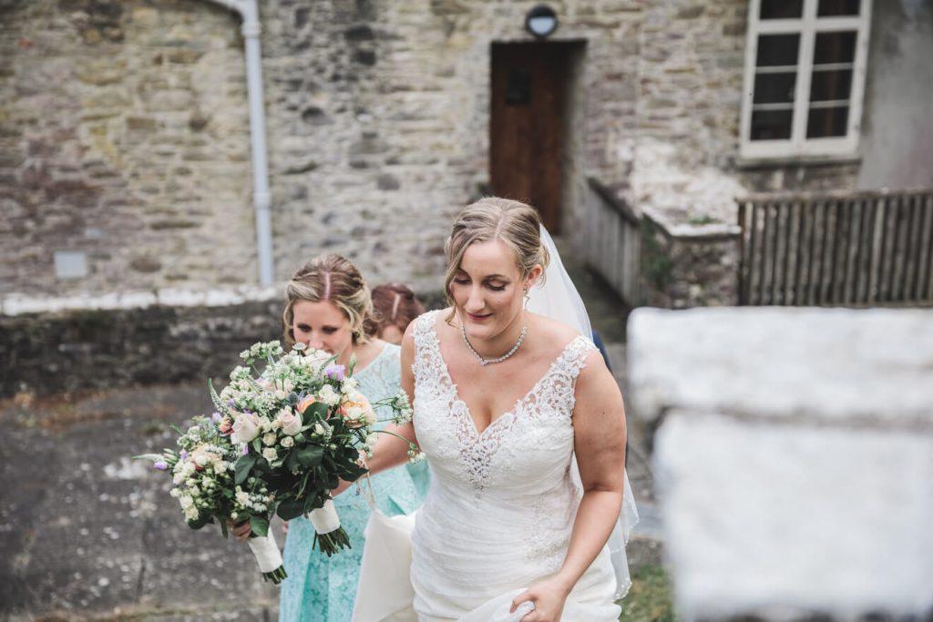 Dartington Hall Wedding | Devon Wedding Photographer | Ceremony