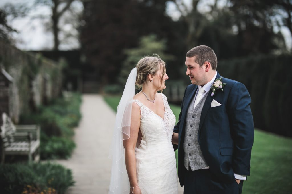 Dartington Hall Wedding | Devon Wedding Photographer | Bride & Groom