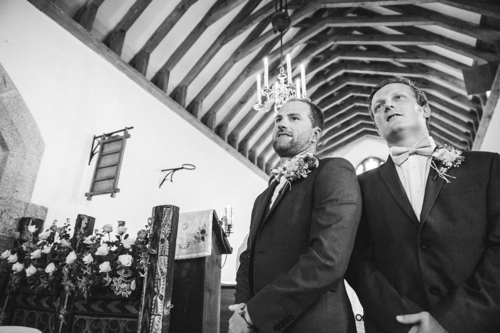 Polzeath Wedding   Cornwall Wedding Photographer   Ceremony