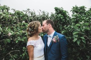 Polzeath Wedding | Cornwall Wedding Photographer | Bride & Groom
