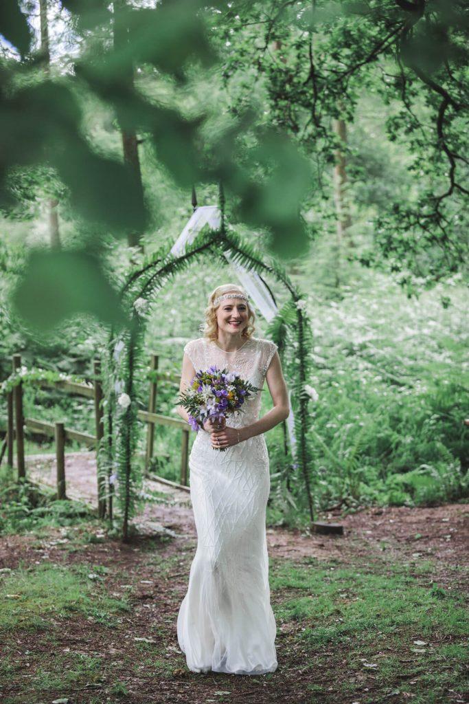 Middle Coombe Farm Wedding | Devon Wedding Photographer | Ceremony