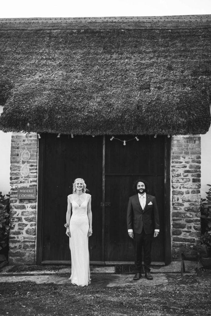 Middle Coombe Farm Wedding | Devon Wedding Photographer | Reception