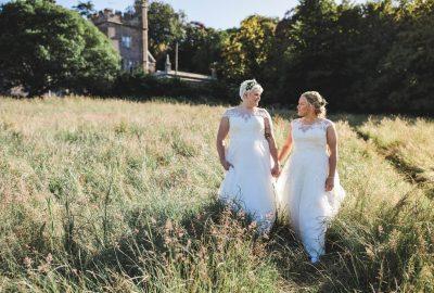 Langdon Court Wedding | Devon Wedding Photographer | Same Sex Wedding