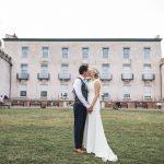Torre Abbey Spanish Barn Wedding | Devon Wedding Photographer | Bride & Groom
