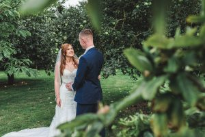 Emma & Dan's Pynes House Wedding | Devon Wedding Photographer | Bride & Groom