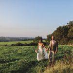 Oak Barn Wedding | Devon Wedding Photographer | Bride & Groom