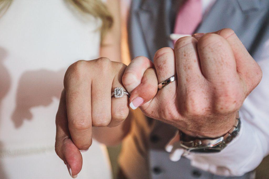 Hayley & Tom's Marquee Farm Wedding | Devon Wedding Photographer | Bride & Groom